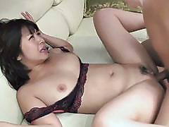 Japanese arouses with blowjob and mounds fucking