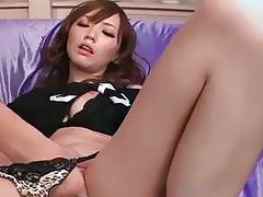 Shaved japanese pussy