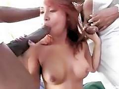 Jade Bui (Bamboo) gets Gangbanged