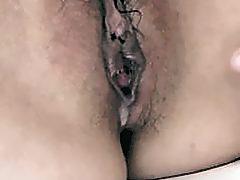 Superb trio porn show with small tits Kotone Amamiya