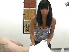 Sex is a good match for massage