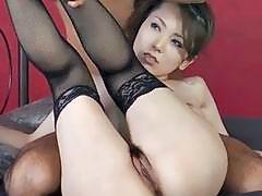 Gal cumcovered after sex
