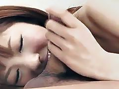Sweet POV Asian show with appealingKotone